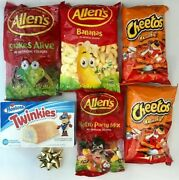 9001239 Your Childand039s Birthday Party Starter Gift Pack Lollies Cakes Chips Family