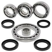 All Balls Rear Differential Bearings Kit For 2001 Suzuki Quad Master Auto 500