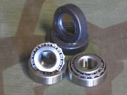 Panhead, Shovelhead, Imported Swing Arm Bearing Kit With .500 Wide Seals 58 - 72