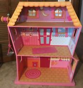 Lalaloopsy Sew Magical Doll House, Full Size Doll Wood House