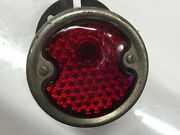 Vintage Dodge Delite 1930and039s Mopar 1940and039s Tail Light Old Car Truck Lamp Auto