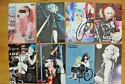 Mejibray Meto Set Of 8 Promotional Photoone Is Autographed Japan Visual Kei