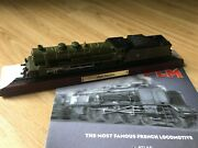 Atlas Editions Model Trains - 1 Of 12 Available - New - Pacific Plm