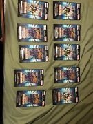 New Yu Gi Oh Toon Chaos Unopened Packs Sealed 1st Edition Booster ✅ Lot Of 10 ✅