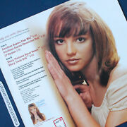 Original 1998 Italy Britney Spears Baby One More Time 12 Vinyl Very Rare