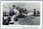 Woodbine Maryland Shady Spring Boarding Kennels Sykesville Md Arial View