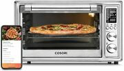 Cosori 12-in-1 Air Fryer Toaster Oven Combo Countertop Rotisserie And Dehydrator