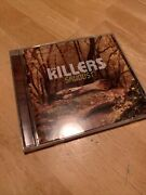 Sawdust By The Killers Us Cd Oct-2007 American Recordings Usa