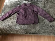 Stone Island Shadow Project Insulation Inner Jacket Burgundy Size Xl Rrp Andpound 395
