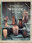 Vintage 1979 Book The Collectors Encyclopedia Of Weller Pottery