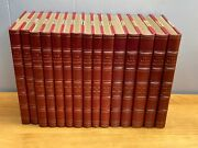 The House Beautiful Magazine Bound 15 Vols 1897 - 1904 Red Leather Herbert Stone