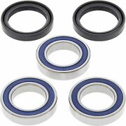 All Balls Front Wheel Bearing Kit For 1991-1992 Triumph Trident 750