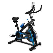 Home Indoor Exercise Bicycle Cycling Fitness Stationary Bike Cardio Workout Set