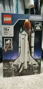 Lego Space Shuttle Adventure 10213 Retired- Sealed Box + Service Pack