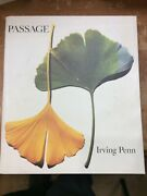 Irving Penn Passage First Edition Inscribed And Signed By Penn To John Updike