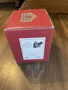 """Disney Traditions Jim Shore """"all Aboard The Birthday Train"""" 4043654 Mint In Box"""