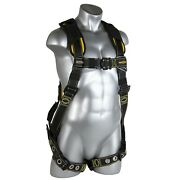 Guardian 21042 Cyclone Huv Construction Harness Fall Safety Protection M L