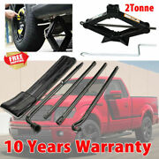Oem Repair Spare Tire Lug Wrench Extension Scissor Jack For Ford 2004-2014 F-150