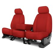 For Ford F-150 15-19 Rixxu Neo Series 1st Row Red Custom Seat Covers