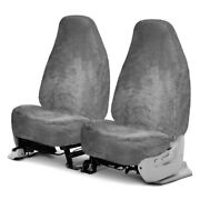 For Dodge Ram 4000 95-97 Superlamb Superfit 1st Row Steel Gray Seat Covers