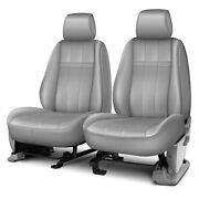 For Ford F-150 15-19 Rixxu Forma Series 1st Row Light Gray Custom Seat Covers