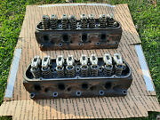 1987-1995 Ford Mustang 5.0l Ford Racing Gt40 Iron Cylinder Heads 302 Cobra Gt
