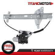 Lh Side Front Power Window Regulator +motor For Chevy Impala Limited 25890045