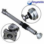 For 2007-2015 Jeep Jk Front Drive Shaft Kit- Heavy Duty - 1350 - 37 Brand New