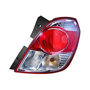 For Saturn Vue 08-09 Pacific Best P32939 Passenger Side Replacement Tail Light