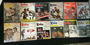 The Ring Boxing Magazine 1962 Complete Jan-dec Cassius Clay Muhammed Ali