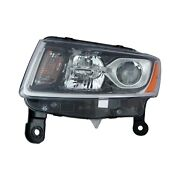 For Jeep Grand Cherokee 14-16 Pacific Best Driver Side Replacement Headlight