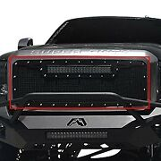 For Ford F-250 Super Duty 11-16 Main Grille 1-pc Rcrx Led Race Line Design