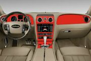 For Jeep Compass 2010 Sherwood 2d-4178-iv 2d Red Main Dash Kit 21 Pcs