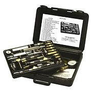0 To 100 0 To 100 Psi Universal Master Fuel Injection Pressure Tester Kit With