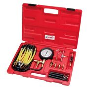 Surandr 0 To 120 Psi Deluxe Fuel Injection Pressure Tester Kit