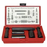 Lti Tools Deluxe Hubcap And Wheel Lock Removal Kit