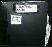 Joe Kubert's War Army Reference Guide Binder W Coa - Clothing Book 1 Extended