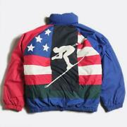 Suicide Ski Down Jacket Size M Vintage Extremely Rare