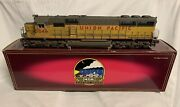 ✅mth Premier Weathered Union Pacific Sd50 Non-powered Diesel Engine 20-2581-3