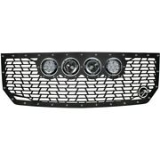 For Chevy Silverado 1500 16-18 Main Grille 1-pc Vx Series Cannon Gen 2 Style