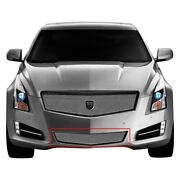For Cadillac Ats 13-14 Bumper Grille Lexani 3-pc Barcelona Style Chrome Mesh