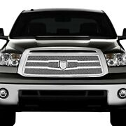 For Toyota Tundra 07-09 Main Grille Lexani 1-pc Zurich Style Chrome Mesh Main