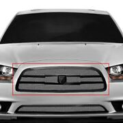 For Dodge Charger 11-14 Main Grille Lexani 1-pc Zurich Style Chrome Mesh Main