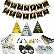 New Years Eve Party Supplies 2021 - Happy New Years