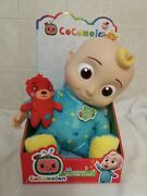 Jj Cocomelon Musical Bedtime Doll - Brand New. Great Present - Perfect Condition