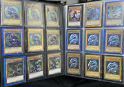 Yugioh Card Lot Collection Blue Eyes Dark Magician