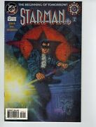 Starman 0-80 Complete Annual 1-2 The Shade 80page Giant+more Robinson 1994 Vf/nm