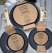 Country Kitchen 9.5 And 8andrdquo Eco Friendly Nonstick Frying Pans And 5qt Dutch Oven Gray