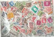 Northern Europe 7.000 Different Stamps