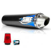 Hmf Can-am Brp Ds650 2000 - 2007 Competition Slip On Exhaust Muffler And Jet + Uni